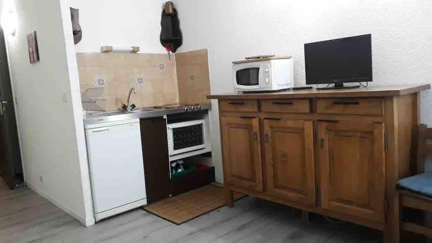Appartement 3 personnes  Massif Des Brasses