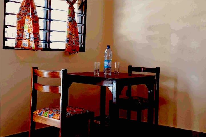Appartement au calme à Ouidah (zone Fort Francais)