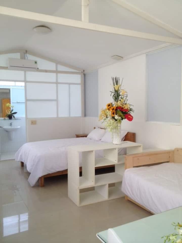 Penhouse cosy Suite