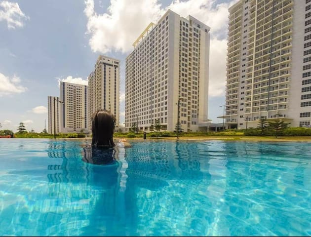 Wind Residences Outdoor Pool (150 use fee per swimmer on weekdays and 200 weekends.)