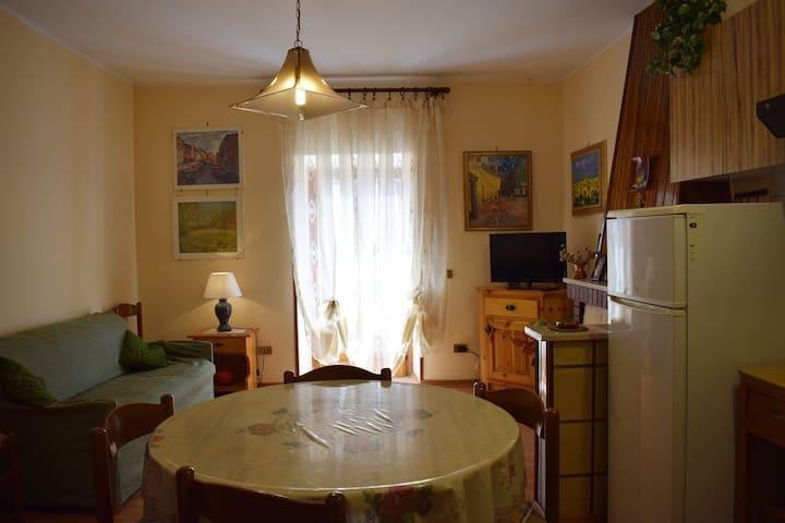Amabile appartamento nel centro storico