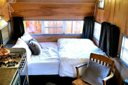 Cozy Camper Steps From Sedona's Best Trail System