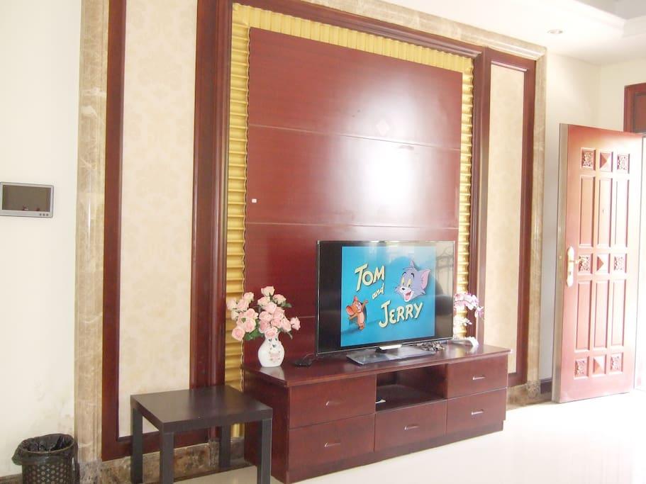 客厅 电视