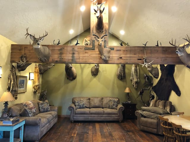 Bunkhouse at Bower Ranch