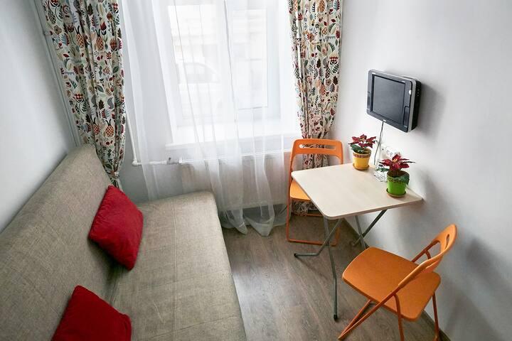 2 Уютная студия в центре Санкт-Петербурга