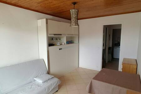 STUDIO AVEC BALCON,4 PERS,PLEIN SUD - Guillaumes - Appartamento