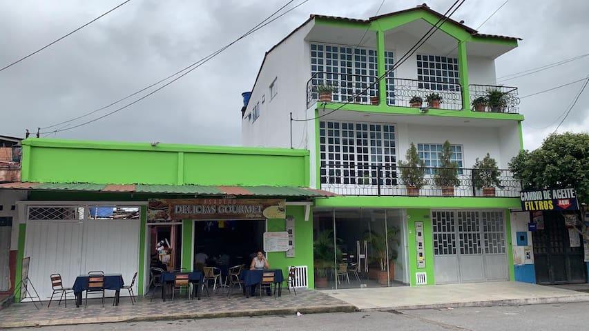 HOTEL MARÍA HELENA