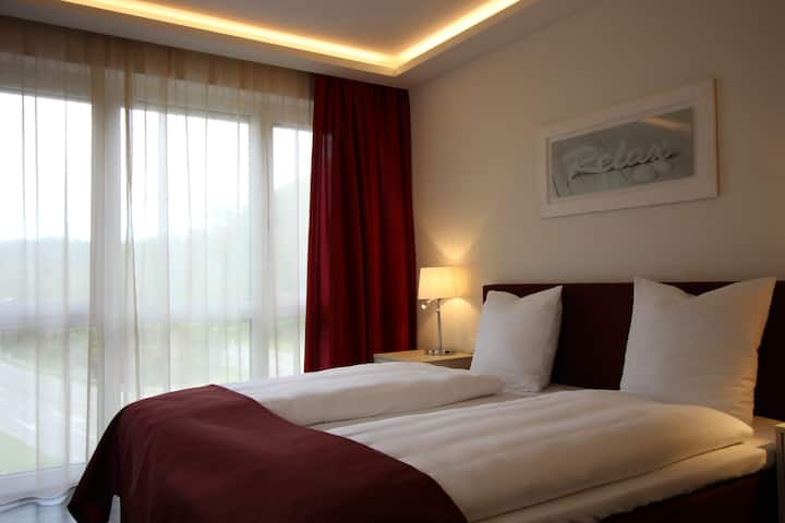 Swiss Star Illnau - double room