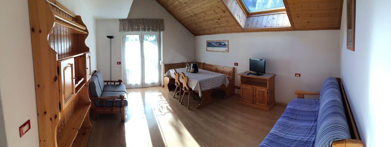Apartment in corso Dolomiti Predazzo