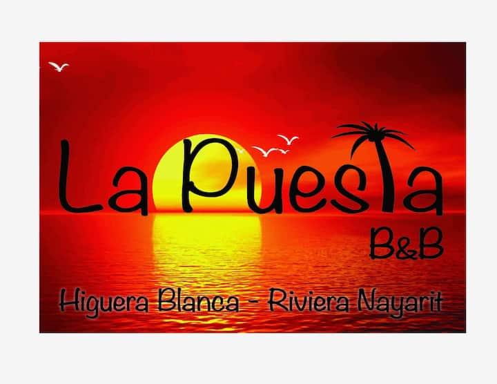 La Puesta B&B Higuera Blanca - Riviera Nayarit