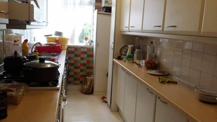 Single room with double bed in Ilford