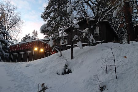 Oriole Mountain Retreat - Wrightwood