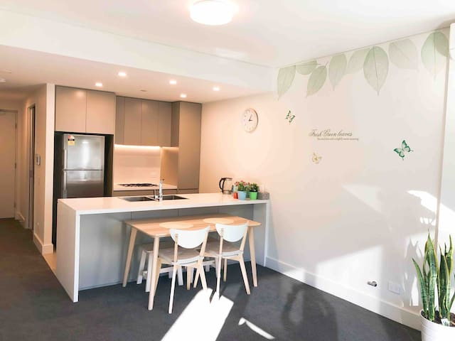 Luxury Apt@Sydney Olympic Park close2train station