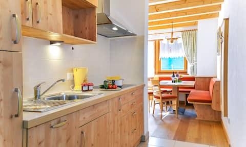 Appartement Almwiese - Ferien in den Dolomiten