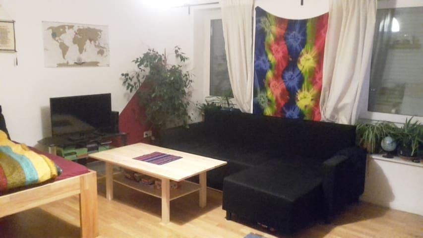 Gemütliches WG-Zimmer im Stuttgarter Westen