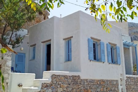 Villa Nina, dreamy little cycladic home.