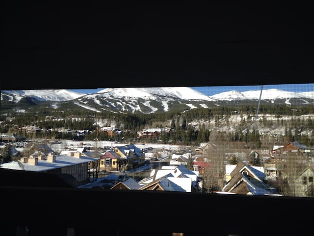 Casual/cool downtown apartment - Breckenridge - Apartment
