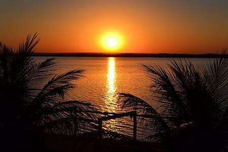 Linda chácara com acesso ao rio Paraná - Panorama