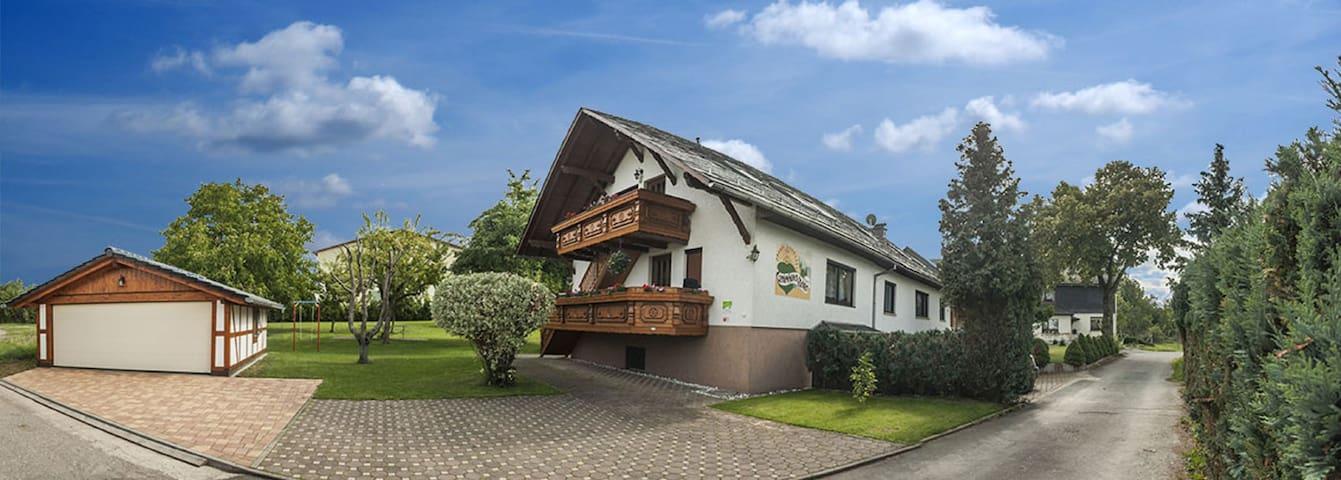 Ferienhaus in Drognitz, Fewo Linde - Drognitz - Departamento