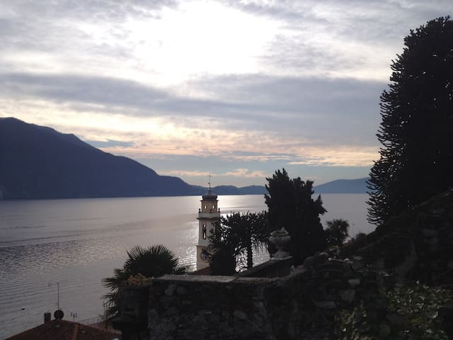 sunny condo on lake near Verbania - Ghiffa - Apartment