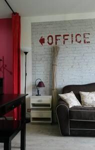 Studio cosy  jardin Vieux Lille - Lille - Lägenhet