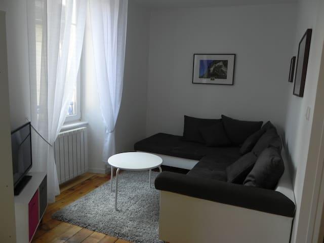 Escale Belfortaine - Appartement F2 - Centre Ville