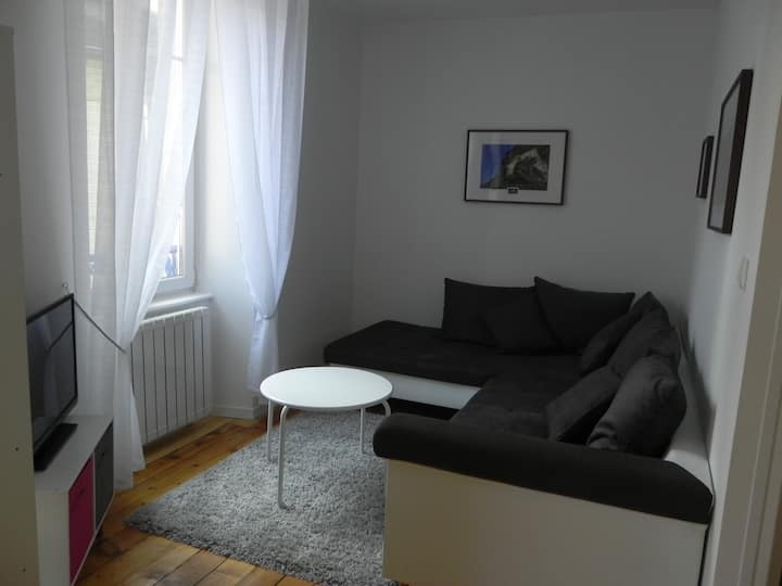 Escale Belfortaine - Appartement F2 - Centre Ville