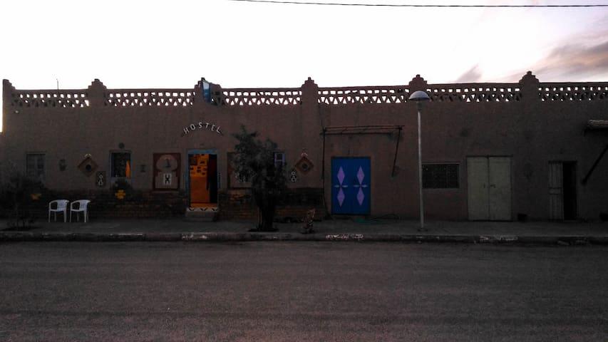 Le Gout Du Sahara Hostel - Merzouga - Pension