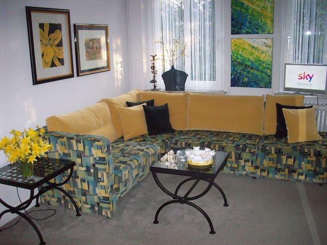 Privatzimmer am Bad Zwischenahner Meer - Bad Zwischenahn - Appartement