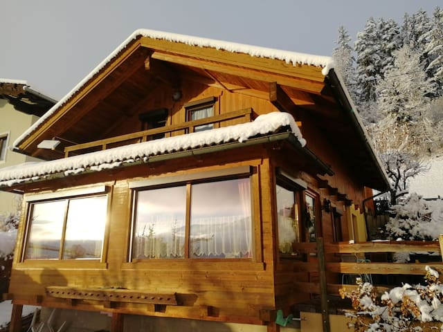 Ferienhaus - Chalet in the mountains