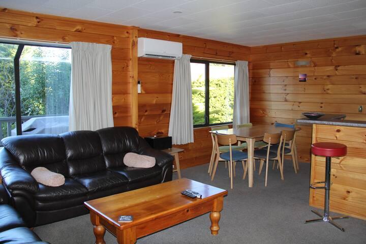 Treetop Cottage Hanmer Springs