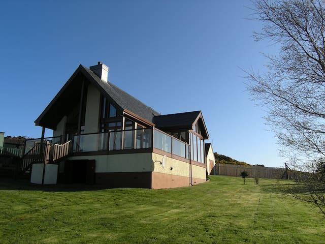 Ar Bruadair - Lochinver - House