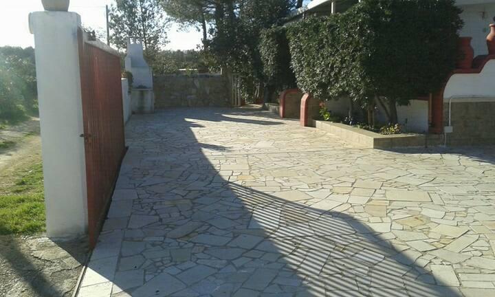 Villa Sorani-IL TULIPANO-3 posti letto e la natura