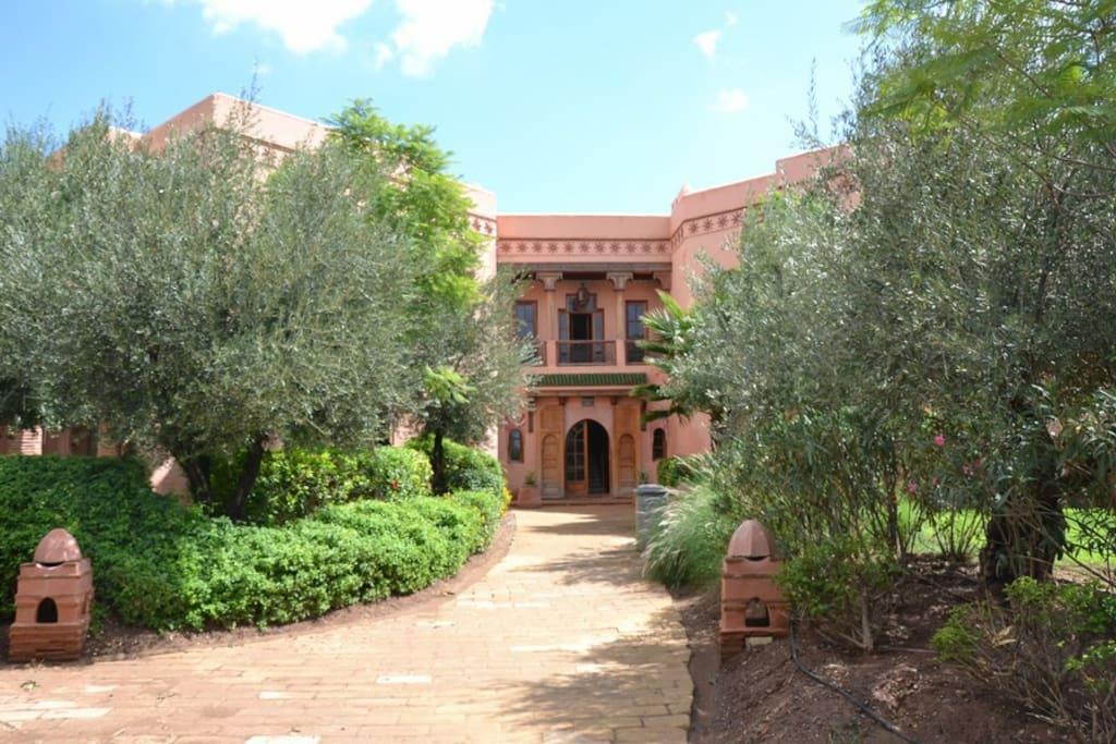 Palmeraie appartements louer marrakech marrakech for Airbnb marrakech