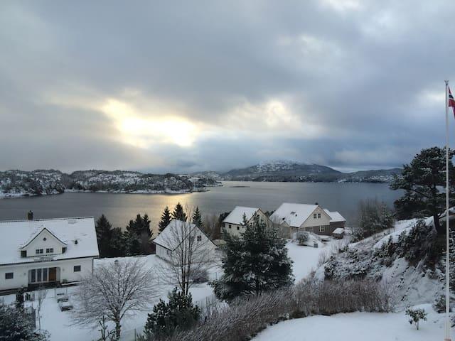 Gästezimmer am Fjord gelegen
