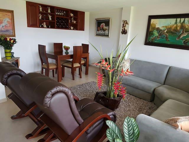 Muisca Hotel Campestre - Guatavita - House