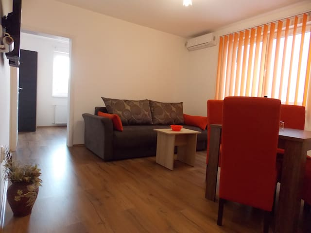 Vila Kety-Delux apartman sa jednom spavaćom sobom