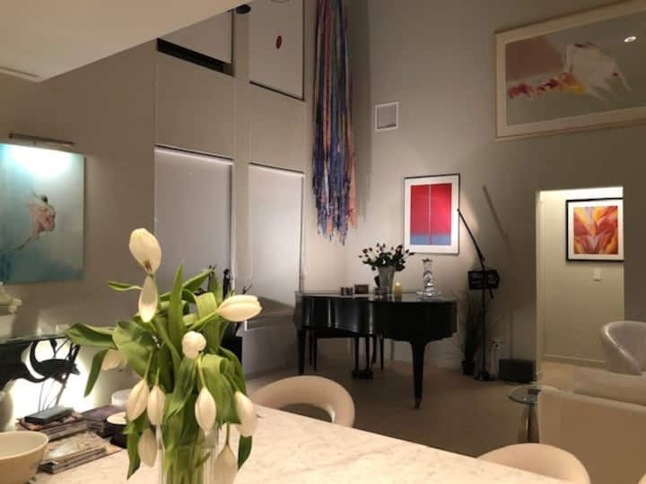 A Newly Renovated Contemporary Home Near Aspen, CO