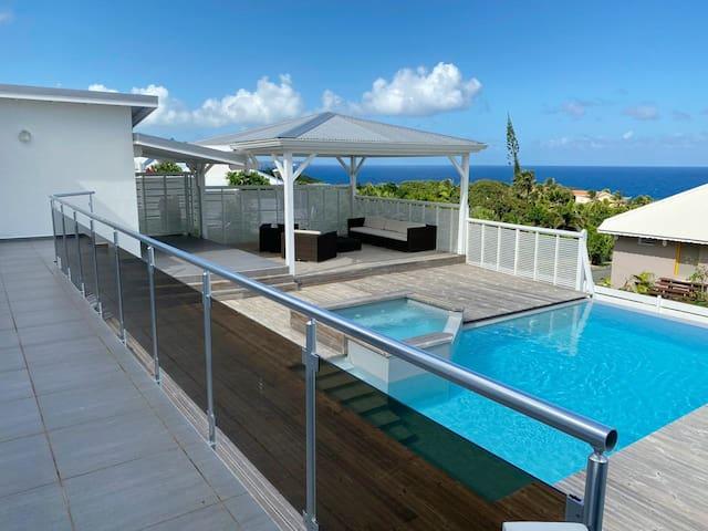 Villa Soha - Ocean view