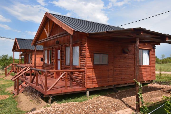 La Armoniosa Cabaña 1