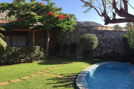 Amazing Villa with pool in Anfi Tauro - Mogán