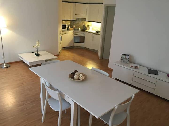 Les Galeries Marval - Exclusive Apartment François de Marval