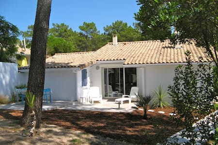 Perfect vacation house close to the beach - Hourtin - House
