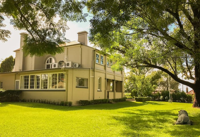 Grand Victorian House in the Hunter Valley