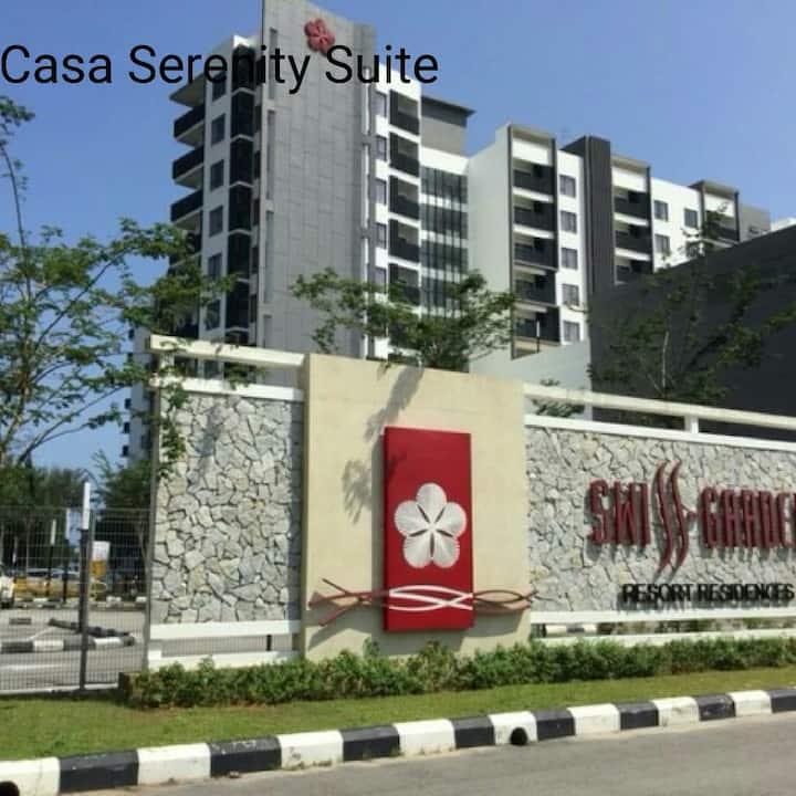Casa Serenity Suites - Family IV [Lake & Sea View]