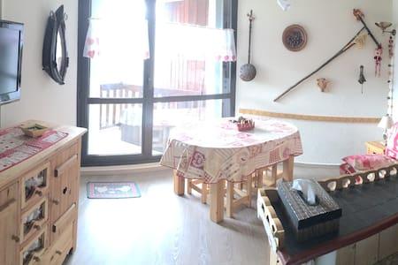 Appartement tout confort - Font-Romeu-Odeillo-Via - Wohnung