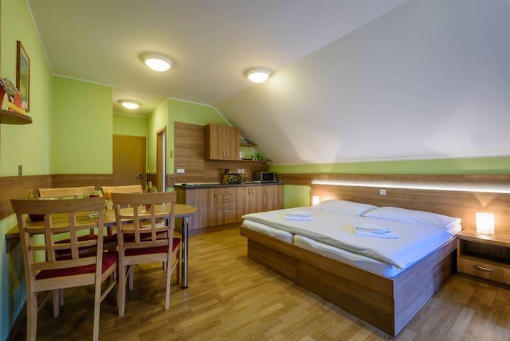 Rodinné apartmány - Bešeňová - Einliegerwohnung