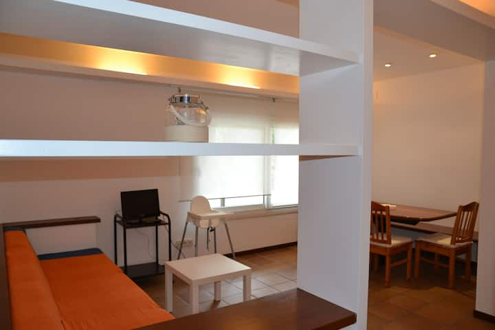 101.72-Apartment with 2 double rooms