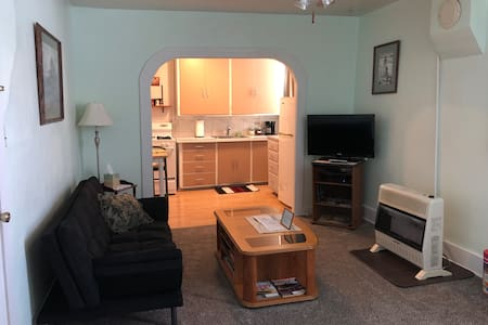 Super Rates! Beautiful Main Street Apartment!