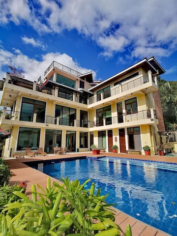 A Private Beach Villa in Cavite